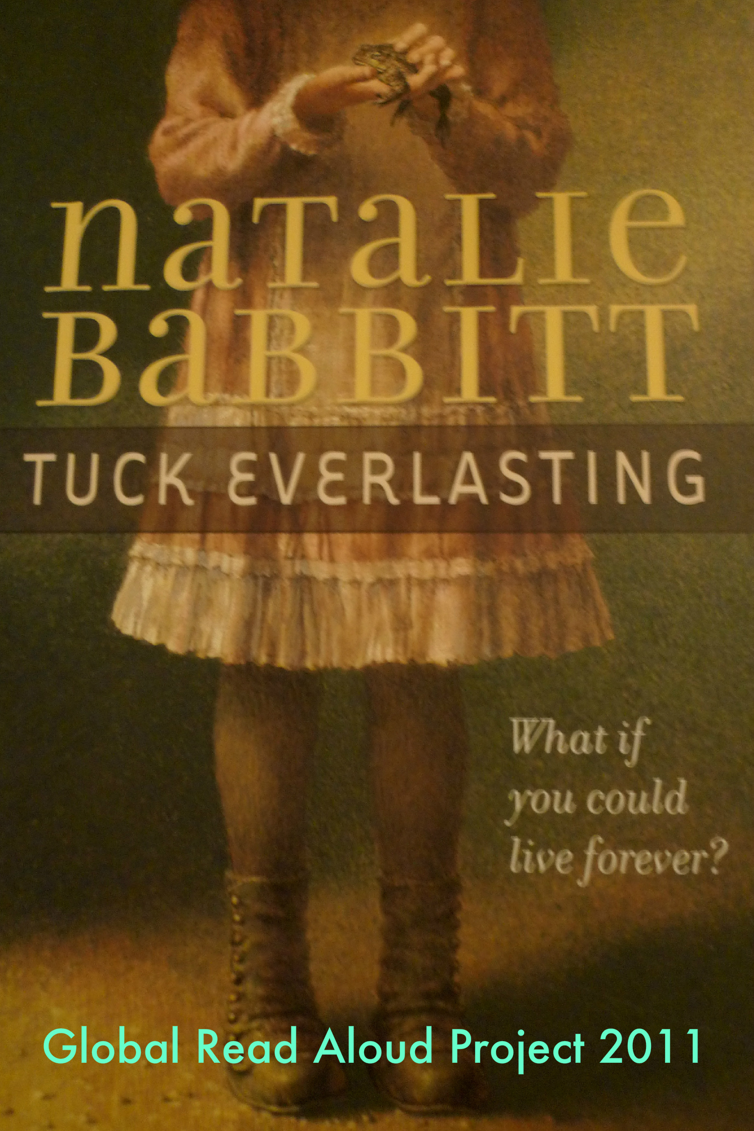 essay questions for tuck everlasting