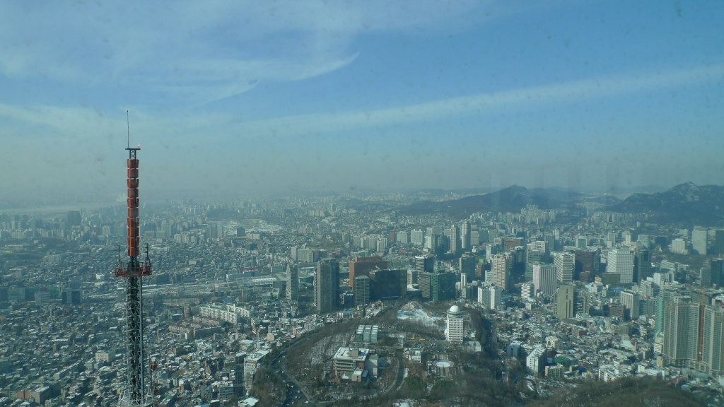 Another view of Seoul